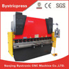 In stock ! WC67K 80ton 3200mm iron sheet bending machine price with top quality