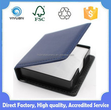 Memo pad holder Office stationery set