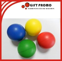 Blank Colourful Kids PVC Stress Ball