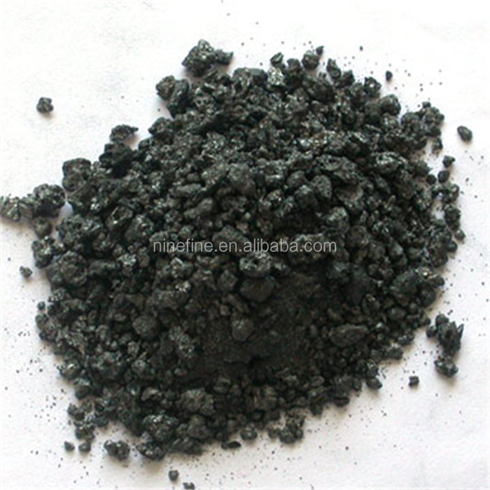 98% fix carbon low ash composition of graphitized petroleum coke / gpc from Rizhao Port