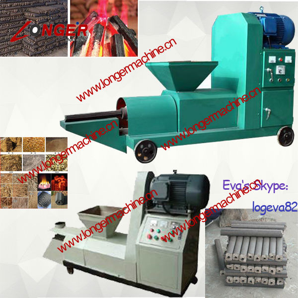 Wood Sawdust Pressing machine|Cork Shavings Blocking Machine|Carbon Rod Making Machine use for Barbecue