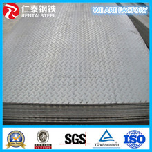 ASTM A36 checkered steel plate, price of checkered plate
