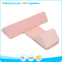 Prevent Flat Head Shape Anti Roll bamboo Pillow baby sleep positioner / Baby pillow