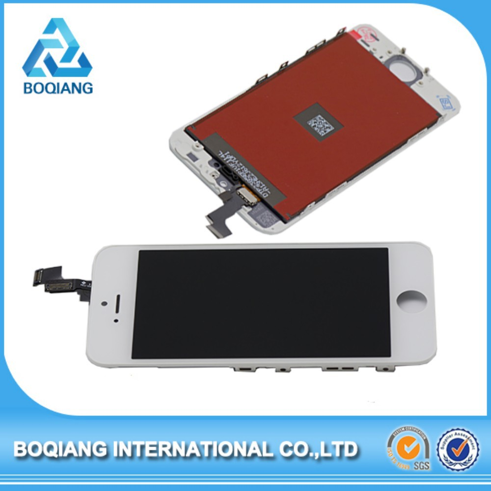 original cell phone 2014 colorful moving 3d cheap lcd screen replacement for iphone 4s