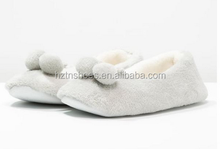 Ladies Washable Bedroom Indoor Shoe Slippers Warm Winter House Shoes