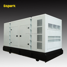 50Hz 400V/230V Industrial Use back up Power China Engine Silent Diesel 800 kva generator