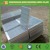 Outdoor Drain Cover Galvanized Steel Grating