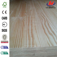 Real Wood Designs Finger Joint Board Paneling for walls