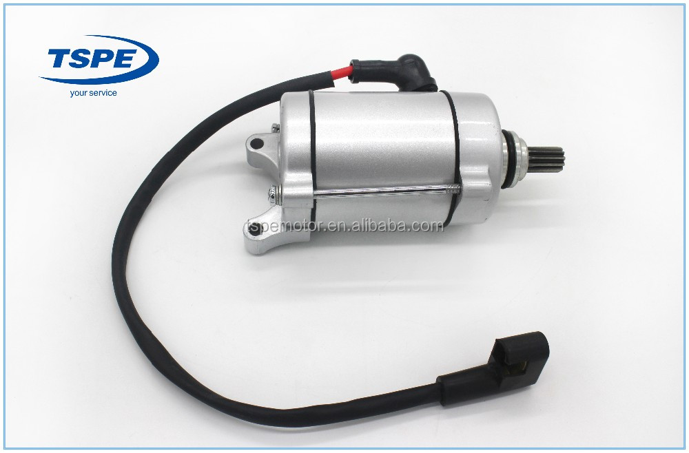 high quality motorcycle spare parts start motor CG200