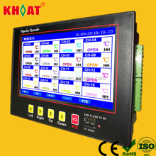 KH800G: 8 Channel Universal Paperless Temperature Recorder