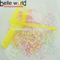 Hot New Products 2014 Crazy Silicone DIY Loom Bands For Gift