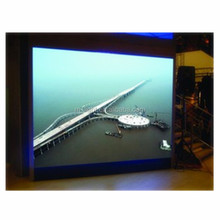 P3.91mm indoor die cast aluminum led screen / led video wall panel 3.9mm