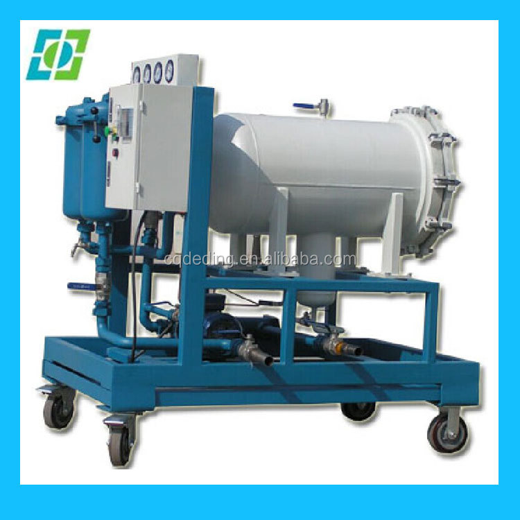 Industrial Fuel Odor Decolorization Machine