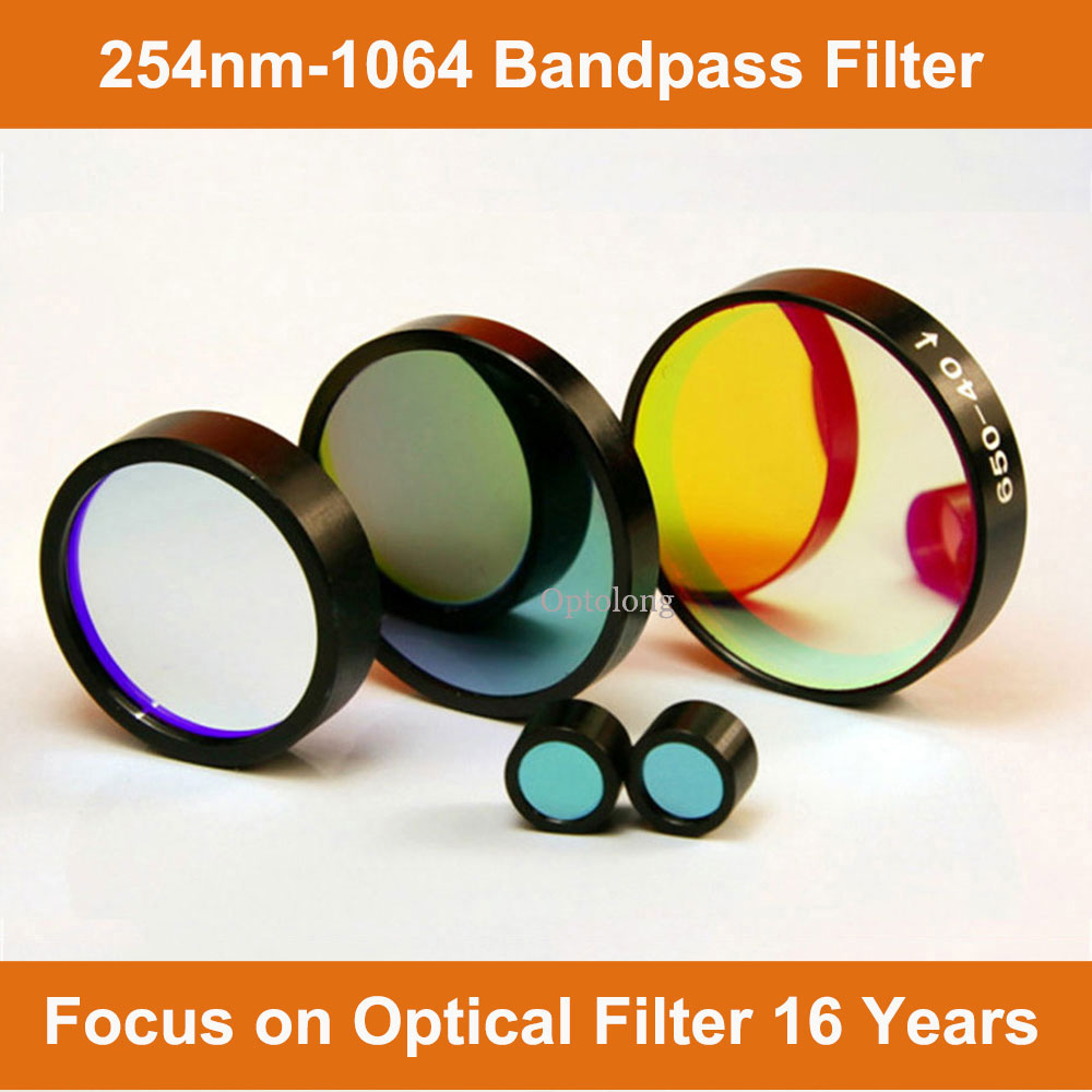 905 nm interfere windows Bandpass Filters for Laser Distance Measurement