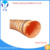 10cm length 200mm diameter colourful flexible ducting SGS certification