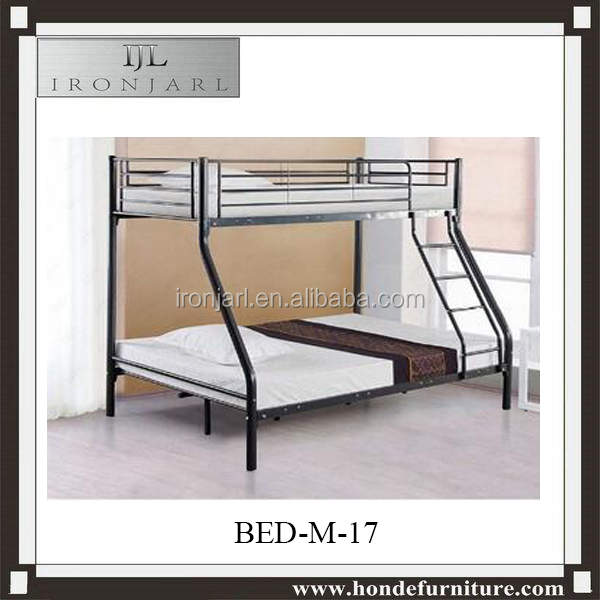 European Standard Chlidren Furniture Triple Kids Bunk Beds Y