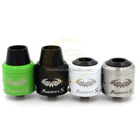 2015 A-bomb newest rda mutation XS atomizer/mutation XS rda/mutation XS win cigarette