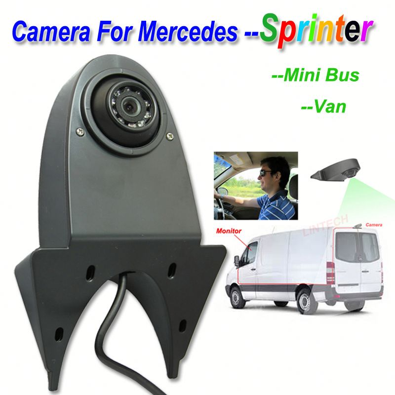 Beautiful car roof camera for Camper Van