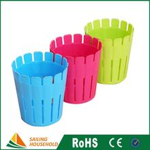 Brand new sanitary dustbin, multifunctional waste can, office waste paper bin