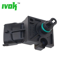 2.5BAR Intake Air Turbocharger Turbo Boost Pressure MAP Sensor For Volvo Ford 0261230090 31355464 8677288 6M5Y9F479AA