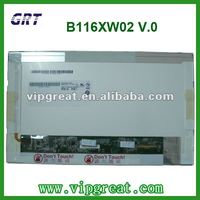 "Brand new A+ grade 11.6"" notebook led screen B116XW02 V.0"