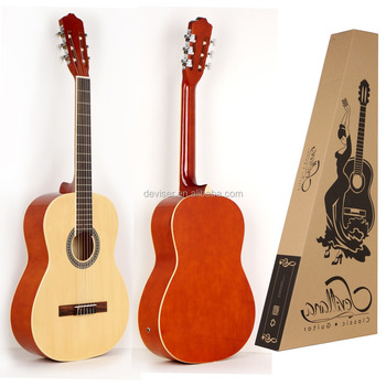 39 inch classical guitars for beginer made in china wholesale