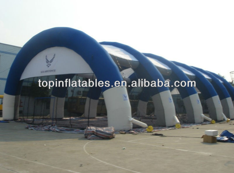 TOP inflatable tennis court,inflatable tennis field