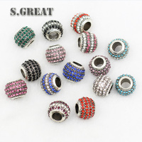 Custom charms sterling silver 925 beads fit pandora wholesale imitation murano glass charms beads fit pandora style bracelet