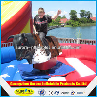 Factory direct mechanical bull riding toys