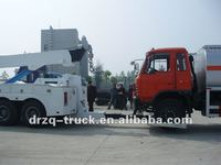sinotruk 6*4 heavy towing vehicle, recovery truck