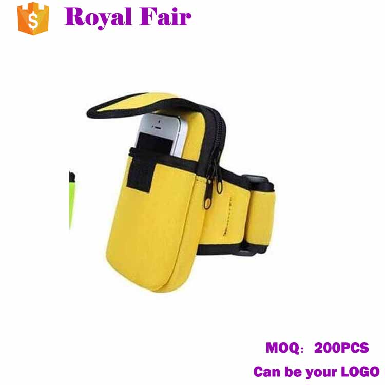 Smart Phone Arm Bags Running Sport Outdoor Gym Armband