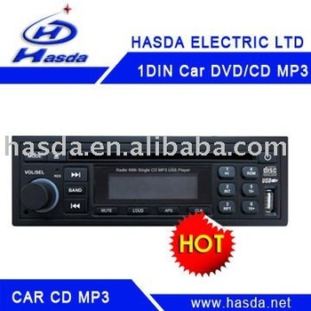 Car CD/Car dvd/Car mp3/Radio, 1DIN standard size