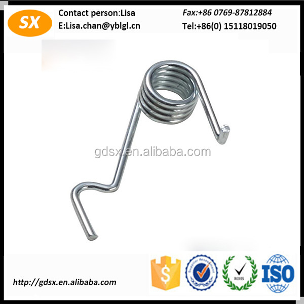 Dongguan manufactory metal wire forming spring for toy
