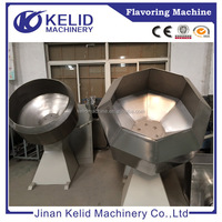 High Capacity Full Automatic Fried Pellet