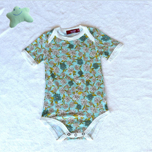 Comfortable Soft Touch Baby Bamboo Bodysuit