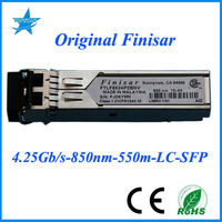 Finisar FTRJ8524P2BNV SFP 550M 850nm 4.25Gb Fiber Channel 850nm 550M fiber optical modules lc/pc fiber optic adapter