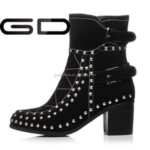 Gladiator High Heel Sexy Boots Gold Chain Knee Boots Sexy Nightclub Boots 2014 HOT Selling