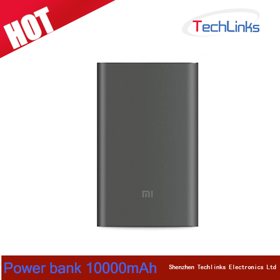 Xiaomi Power Bank 10000mAh Pro Quick Charger Ultra Slim USB Type C Battery Powerbank For Smart Mobile phone