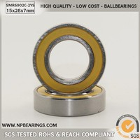 High performance stainless steel bearing mountain bike pivot