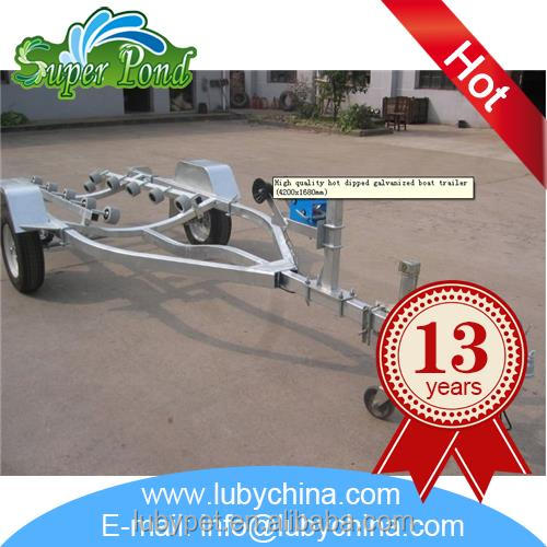 Multifunctional rc trucks boat trailer for wholesale