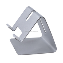 Universal Metal Aluminium Alloy Mobile Phone Holder Cellphone Tablet Desk Mount Stand For iPhone Ipad Cell