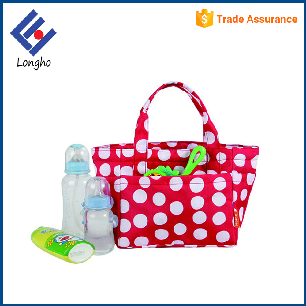 Cheap wholesale best quality baby diaper bags hanging mummy bag for baby