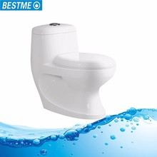 Washdown ceramic one piece toilet commode chinese wc toilet