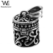 Stainless Steel Pet Memorial Jewelry Urn Pendant Cremation Jewelry for Pet