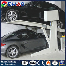 tilting auto elevador car parking ramps