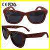 2015 eco-friendly and high quality new product wood sunglasses with bamboo case and polarized lens