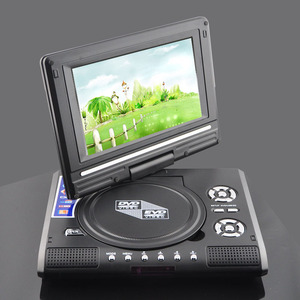 From 7inch to 15inch,carry-on DVD Players With TV/Game