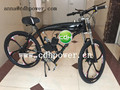 CDH red color Super MOTORIZED bike/gas tank built complete bicycle
