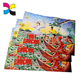 OEM wholesale colorful outdoor decorative wall posters