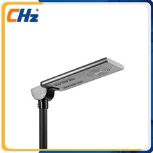 High quality durable aluminum outdoor lighting project solar street light proposal